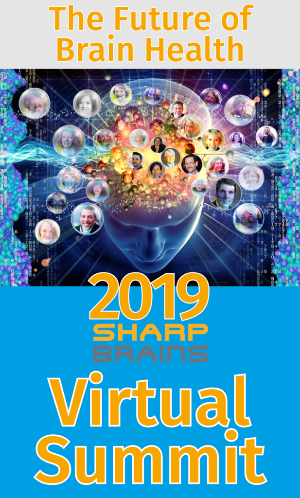 SharpBrains Virtual Summit 2019